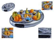 8 compartimiento Inflable Spa Bar piscina de hidromasaje Bandeja Lateral Para Alimentos Bebidas aperitivos