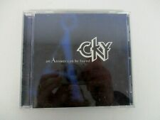 CKY AN ANSWER CAN BE FOUND CD