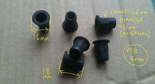 LAND ROVER ANR6563 M8 8mm STEEL RIVET NUT RIVNUT NUTSERT x12 DEFENDER 1983-2006