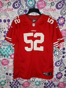 NFL San Francisco 49ers Patrick Willis Nike Size XL18-20 Youth