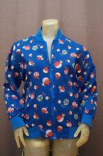 Vintage 80s 90s Streetwear HOT AIR BALLOON ALL OVER PRINT Windbreaker Jacket EXC