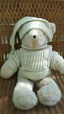 North America Bear Co 1979 Theodore Bearington Plush Brown tan sweater hat