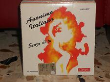 ANONIMO ITALIANO - SENZA DI T -  cd  cardsleave - NUOVO 2006 TONY CARNEVALE