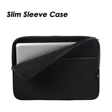 "15"" Soft Laptop Sleeve Case Bag Cover Pouch for 15.4"" 15.6"" HP Dell Ace"