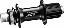 HR Hub Shimano XT Fh-m8010 Center Lock for 12x142mm Quick Release 32-hole Black