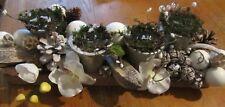 ღ ♥ Tischdeko Weihnachten Advent Adventsgesteck, Adventskranz ♥ ღ