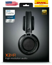 New original Philips X2HR Over Ear Fidelio Headband Headphones High Resolution