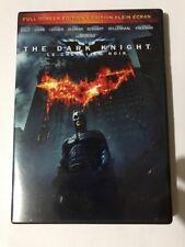 The Dark Knight Dvd (Full-Screen Single-Disc)  Bale Caine Eckhart Freeman Ledger