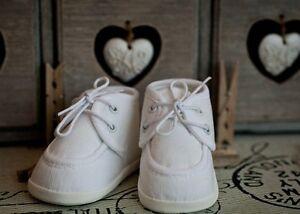TAUFSCHUHE Schuhe Taufe Cord Junge Gr. 17, 18, 19, 20 NEU