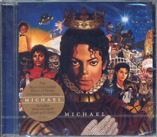 Michael Jackson Michael CD Sealed Hold My hand 2010