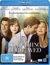 Something Borrowed - Romantic / Comedy - Kate Hudson - NEW Bluray