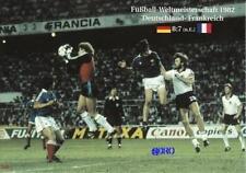 Fußball WM 1982 + Halbfinale: Deutschland vs. Frankreich 8:7 n.E. + BigCard #327