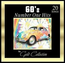 Forever Gold: Gold Collection: 60's Number One Hit by Various Artists (CD,