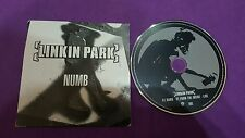 Linkin Park Numb from the inside live Press 2003 Germany  card sleeve cd usato