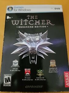 The Witcher Enhanced Edition Computer Game
