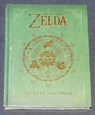 Legend of Zelda Hyrule Historia Hardcover Factory Sealed Nintendo Darkhorse 2013