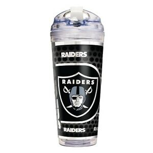 Las Vegas Raiders Double Wall Acrylic Travel Tumbler, 24-Ounce Real Owner Needed