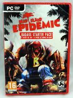 DEAD ISLAND EPIDEMIC Badass starter pack pour PC neuf sous blister version FR