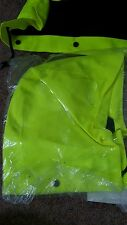Gore tex hood for jacket hi viz