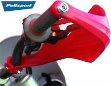 Sospensioni rosso Polisport per scooter