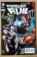 FOREVER EVIL #2 1ST PRINT VAN SCIVER VARIANT DC COMICS (2013) BATMAN SUPERMAN