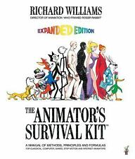 THE ANIMATOR'S SURVIVAL KIT - WILLIAMS, RICHARD - NEW PAPERBACK BOOK
