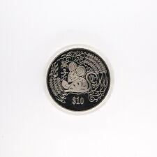 1996 Singapore 10 Dollar Coin