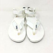TEVA Women's Original Universal Sandal Sporty Color Bright White Size: 7 US