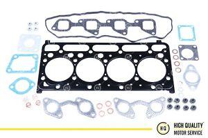 Upper Gasket Set With Metal Head Gasket for Kubota 1G790-03612, V2203, V2403
