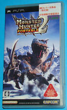 Monster Hunter Portable 2nd - Sony PSP - JAP Japan
