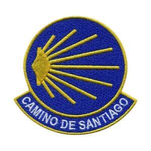 St. James way - Camino de Santiago Embroidered PATCH/BADGE