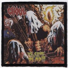 GHOUL PATCH / SPEED-THRASH-BLACK-DEATH METAL