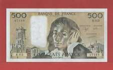 500 Francs pascal du 1-2-1990 Alphabet R.312  Billet N° 779147399
