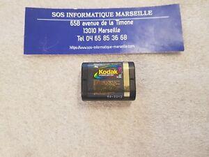 Batterie 2CR5 Originale KODAK Battery LITHIUM 6V