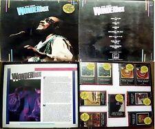 STEVIE WONDER WONDERBOX BOX 9MC LIMITED EDITION N.0161 + INSERT ORIG. ITALY