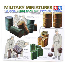 Tamiya Jerry Can Set (Scale 1:35) Model Kit 35026 NEW