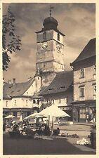 B78290 sibiu nagyszeben hermannstadt targ in piata mica   romania