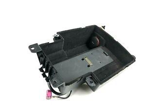 Audi A5 8T Interior Center Console Storage Compartment Box 12V Socket 8K0864981F
