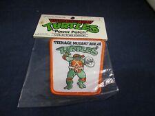 Teenage Mutant Ninja Turtles Tmnt Power Patch Collector's Edition Michelangelo