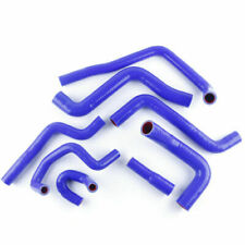 For 1987-1992 VW Golf MK2 1.8 GTi 8V PB Silicone Radiator Coolant Hose Kit Blue