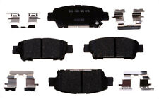 Disc Brake Pad Set-Ceramic Disc Brake Pad Rear 17D995CH fits 04-10 Toyota Sienna