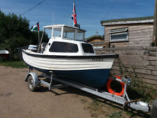 17ft Fishing Boat And Trailer
