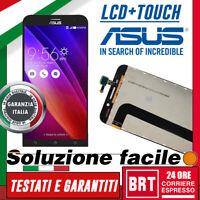 DISPLAY LCD+TOUCH SCREEN ORIGINALE PER ASUS ZENFONE MAX ZC550KL Z010D SCHERMO!!!
