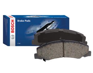 Bosch Blue Line Brake Pad Set Rear DB1509BL fits Nissan Cube 1.5 dCi (Z12), 1...