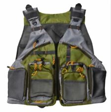 lures pro fly fishing vest fly vest  tech pack fishing lure bait tackle clothing