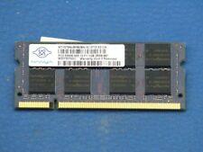 1GB RAM Speicher PC2-5300S-555-12-F1 2RX8 667 Notebook 201003083920-43705
