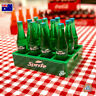Coles Little Shop 2 Fan Favourites -Mini Soda Bottles with Crate - 1:12