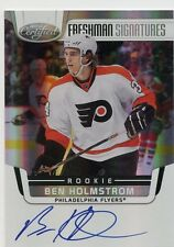11/12 CERTIFIED ROOKIE RC AUTOGRAPH AUTO #175 BEN HOLMSTROM FLYERS *35096