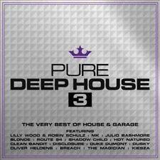 Pure Deep House 3 CD 3x CDs