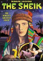 The Sheik (Silent) NEW DVD